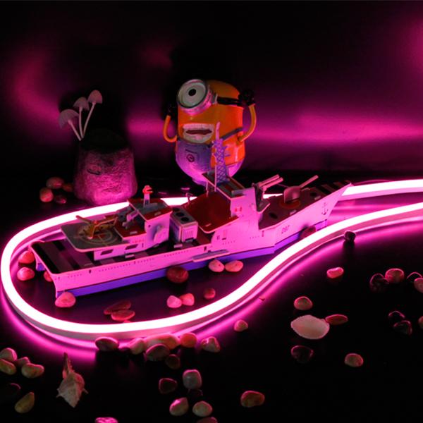 Ultra-Thin 120V/230V/12V/24V LED Neon Flex Rope Light